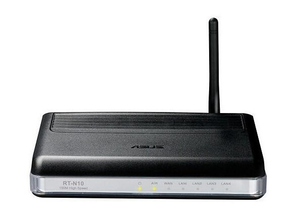 Рутер ASUS RT-N10 WL N ROUTER