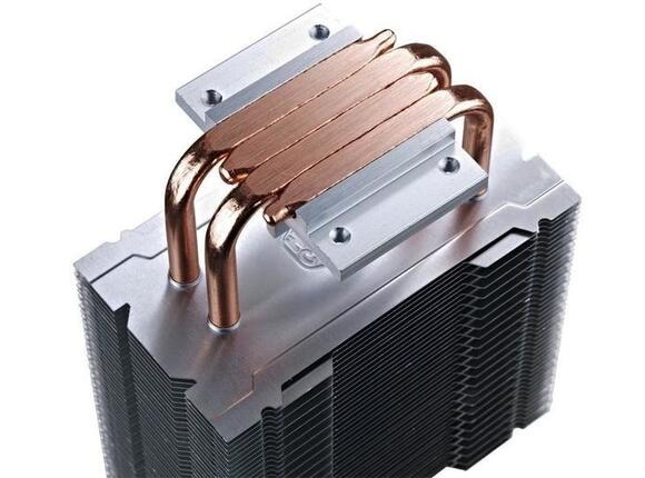 Fan CoolerMaster BLIZZARD T2 DUAL HEAT PIPES - 2