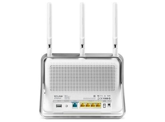 Рутер TP-Link AC1900 Wireless Dual Band Gigabit Router with USB3.0 & Beamforming Technoolgy Archer C9 - 2