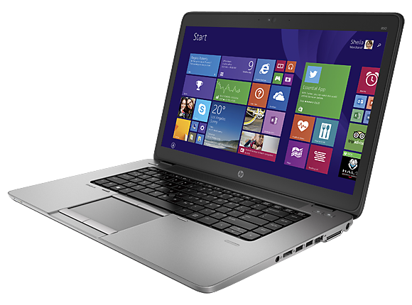 Лаптоп HP EliteBook 850 G2 - 3