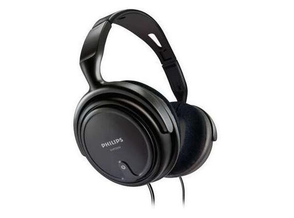 Слушалки Philips Philips HiFi HEADPHONES, 2 m cord, 3.5-6.3mm adaptor