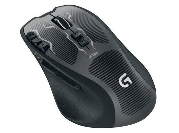 Мишка Logitech Gaming Mouse G700s - Wireless - 8