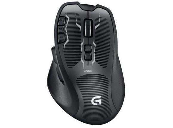 Мишка Logitech Gaming Mouse G700s - Wireless