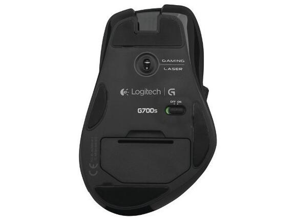 Мишка Logitech Gaming Mouse G700s - Wireless - 3