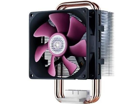 Fan CoolerMaster BLIZZARD T2 DUAL HEAT PIPES