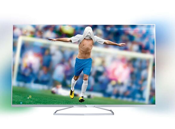 "Телевизор Philips 55"" Slim Full HD LED"