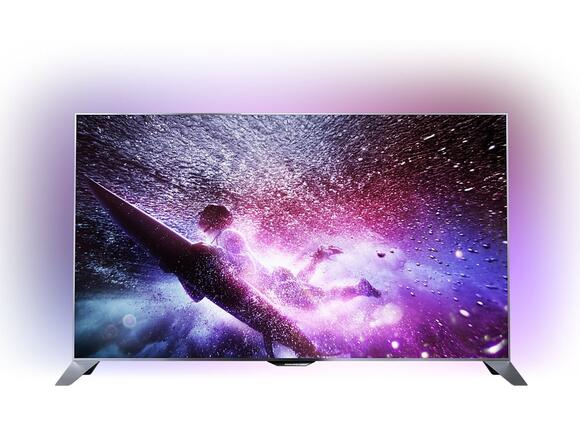 "Телевизор Philips 55"" Full HD Android Smart TV"