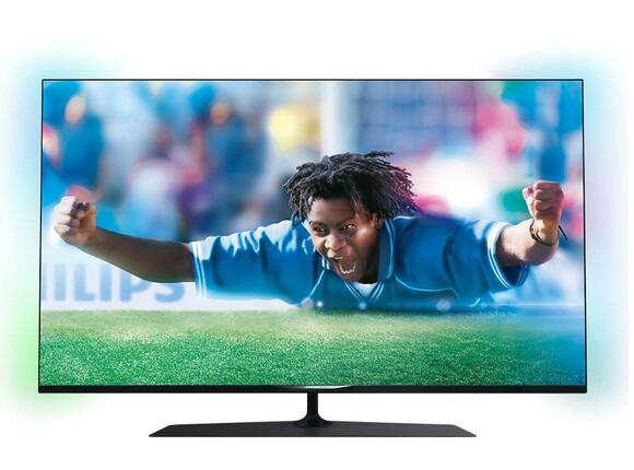 "Телевизор Philips 55"" Ultra HD - 2"