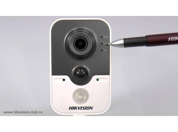 Цифрова IP камера Hikvision DS-2CD2412F-IW - 3