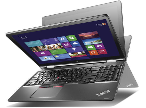 Лаптоп Lenovo ThinkPad Yoga 15