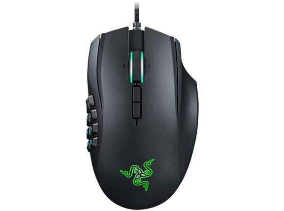 Геймърски аксесоари Razer Naga Chroma - Multi-color MMO Gaming Mouse - 5