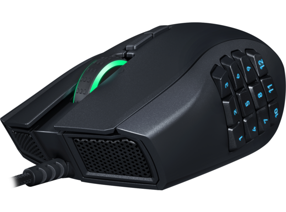 Геймърски аксесоари Razer Naga Chroma - Multi-color MMO Gaming Mouse