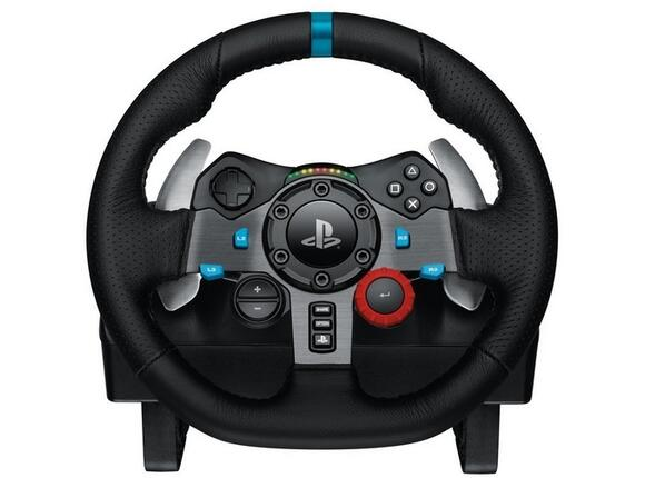 Геймърски аксесоари Logitech G29 Driving Force Racing Wheel for PlayStation - 2