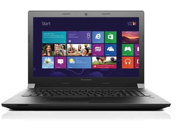 Лаптоп Lenovo IdeaPad B50 Black