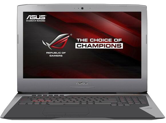 Лаптоп ASUS ROG G752VY-GC360T