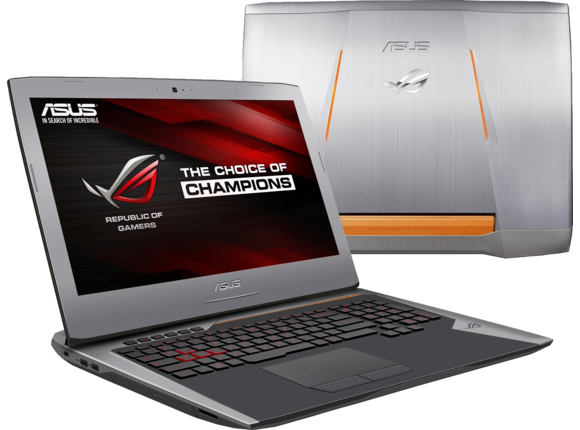 Лаптоп ASUS ROG G752VY-GC360T - 2