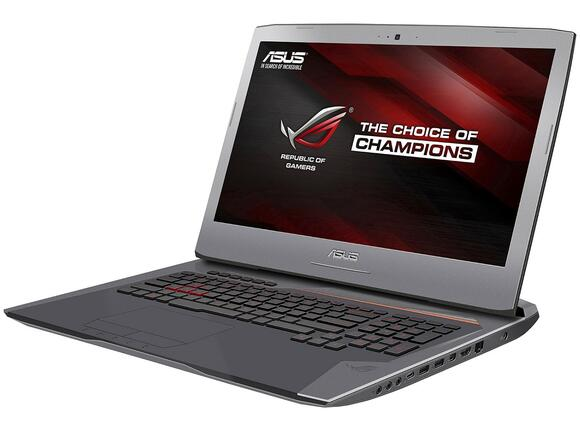Лаптоп ASUS ROG G752VY-GC360T - 3