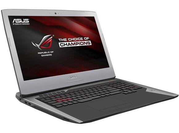 Лаптоп ASUS ROG G752VY-GC360T - 4