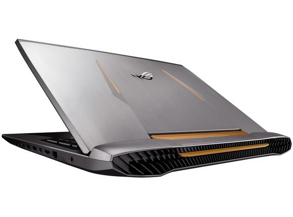 Лаптоп ASUS ROG G752VY-GC360T - 7