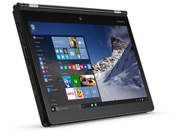 Лаптоп Lenovo ThinkPad Yoga 460 - 5