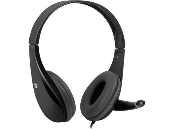Слушалки Defender Headset for PC Defender Aura 111 black,