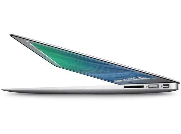 "Лаптоп Apple MacBook Air 11"" - 4"