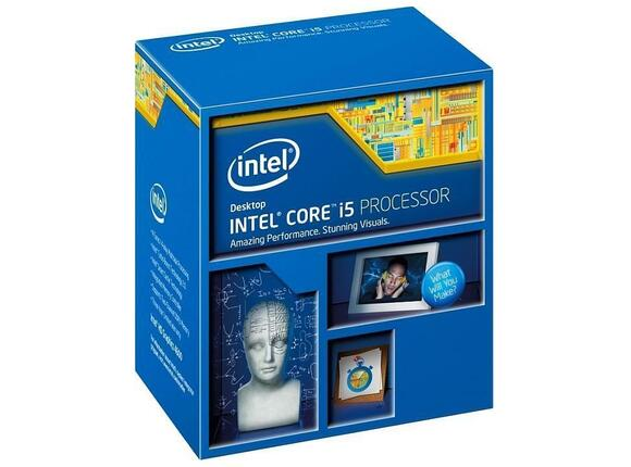 Процесор Intel Core i5-4460 (6M Cache, up to 3.40 GHz)
