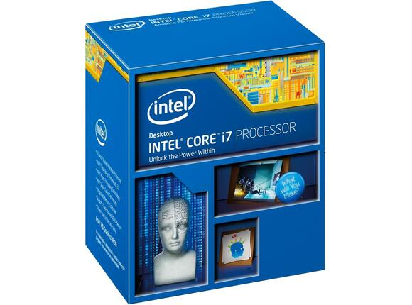 Процесор Intel I7-4790 (8M Cache, up to 4.00 GHz)