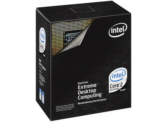 Процесор Intel Core2 Extreme QX9775