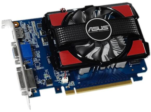 Видеокарта ASUS GT730-2GD3, 2GB, DDR3  - 3