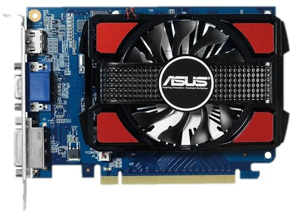 Видеокарта ASUS GT730-2GD3, 2GB, DDR3