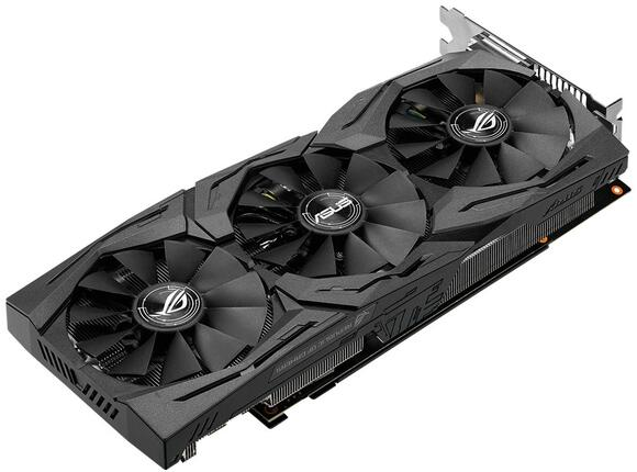 Видеокарта ASUS STRIX GeForce GTX1060-6G-GAMING - 4