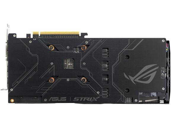Видеокарта ASUS STRIX GeForce GTX1060-6G-GAMING - 5