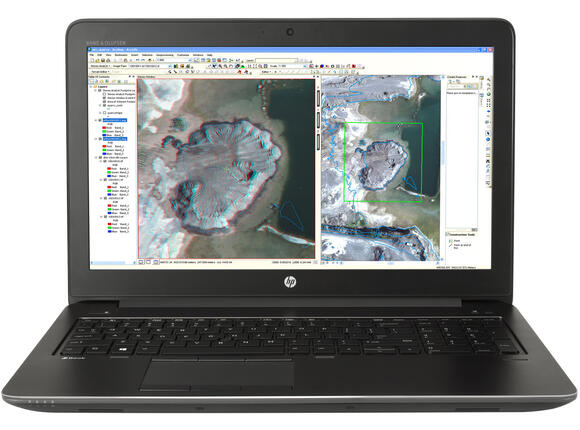 Лаптоп HP ZBook 15 G3 Mobile Workstation