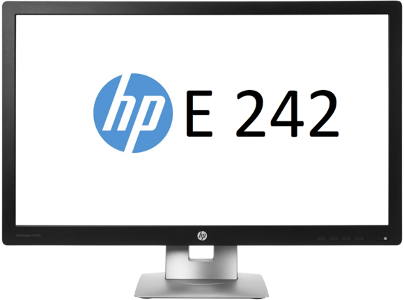 Монитор Hewlett Packard HP EliteDisplay E242 Monitor