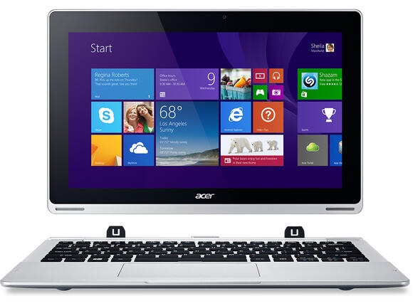 Лаптоп Acer Aspire Switch 11 SW5-111-19UA