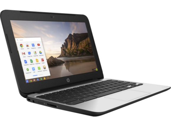 Лаптоп HP Chromebook 11 G3 - 2