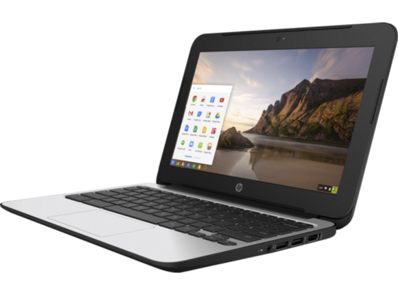 Лаптоп HP Chromebook 11 G3 - 3