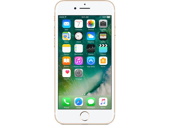 Смартфон Apple iPhone 7 128GB Gold - 3