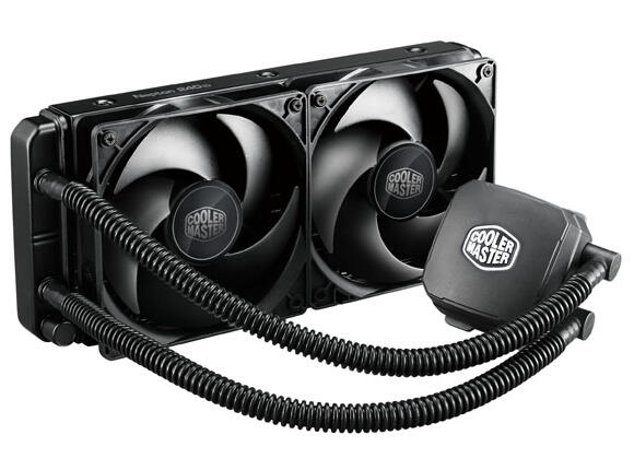 Fan Cooler Master Nepton 240M Water Cooler - 2