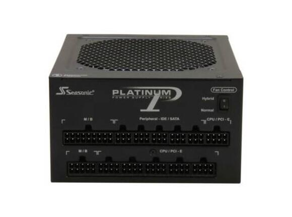 Захранване PSU SEASONIC Platinum-660 (SS-660XP2 Active PFC F3)
