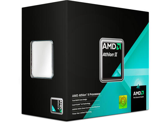 Процесор AMD Athlon II X4 750K (4MB, 3.4 GHz) Black edition