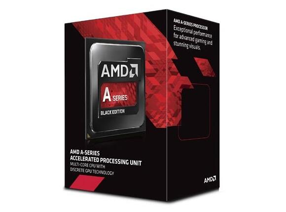 Процесор AMD Quad-Core A10-Series, APU for Desktops (4M Cache, up to 3.8 GHz)