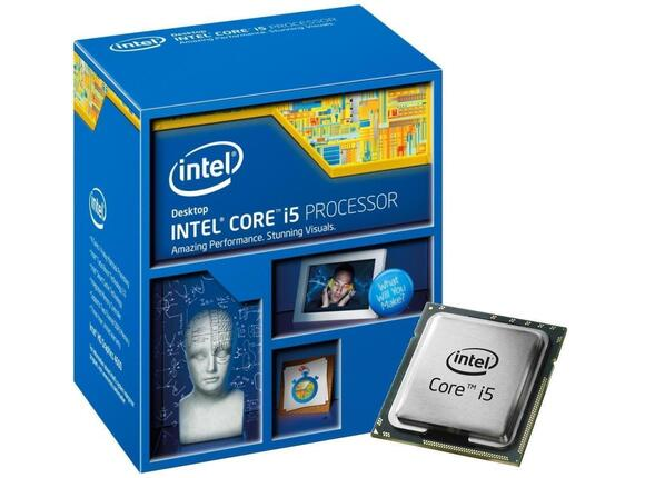 Процесор Intel Core i5-4690K Processor  (6M Cache, up to 3.90 GHz)