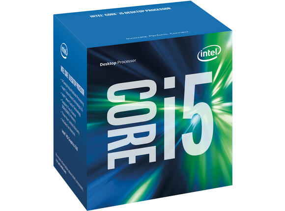 Процесор Intel Core i5-6600 (6M Cache, up to 3.90 GHz), BOX, LGA1151