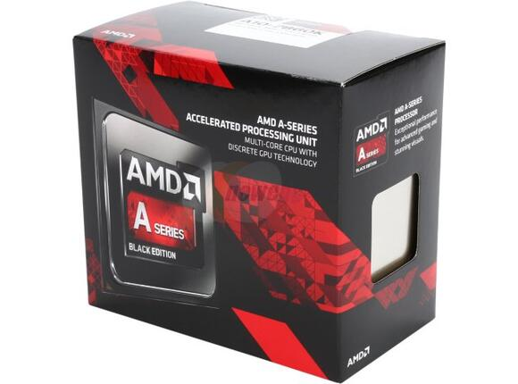 Процесор AMD A10-7860K X4, 3.6GHz, FM2+, BOX