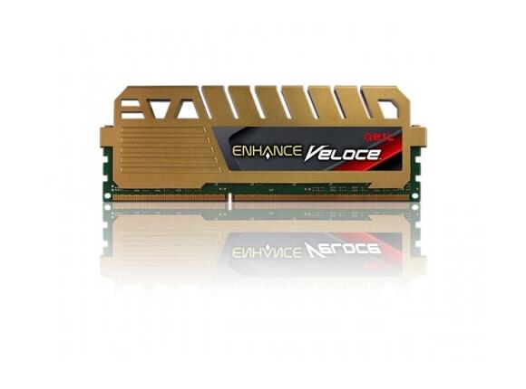 Памет GEIL ENHANCE VELOCE 4GB, DDR3, 1600MHz