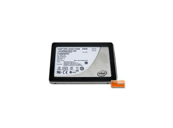 SSD Intel 20GB, SSD 311 Series, SATA, 3G