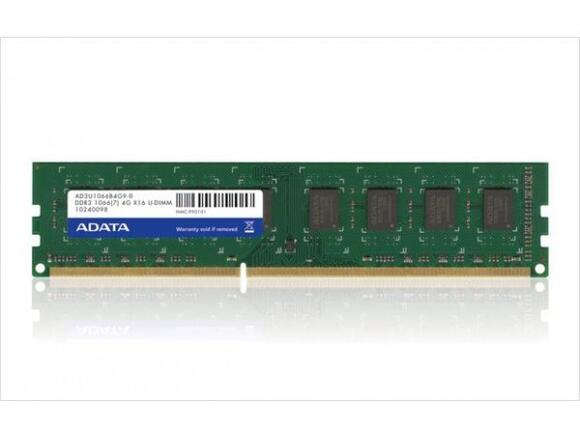 Памет Памет A-DATA 4GB DDR3 1333MHz