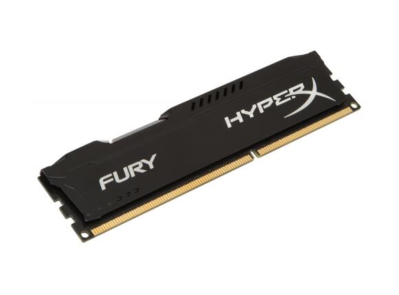 Памет Kingston 8G, DDR3, HYPERX FURY